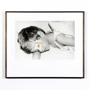 Concha Martínez Barreto   Sleeping Child   2020   Photograph on 350 g. Hahnemühle Baryta paper   93x110cm