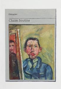 Hugh Mendes | Obituary: Chaim Soutine | 2021 | Oil on linen | 35x25cm