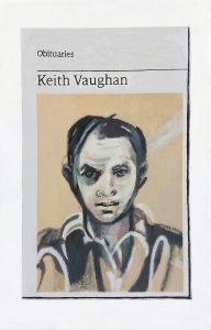 Hugh Mendes | Obituary: Keith Vaughan | 2020 | Oil on linen | 30x20cm